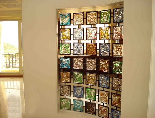 کاربرد تایل شیشه ای در دکوراسیون داخلی