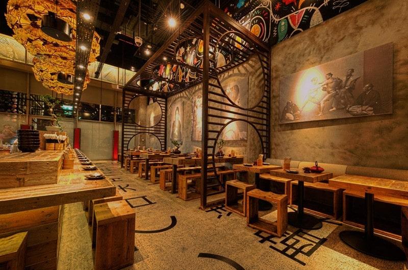 طراحی داخلی رستوران در زمان کرونا