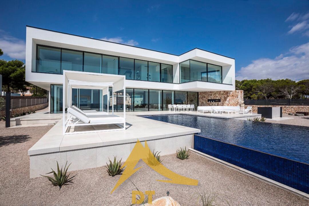 معماری مینیمالیستی