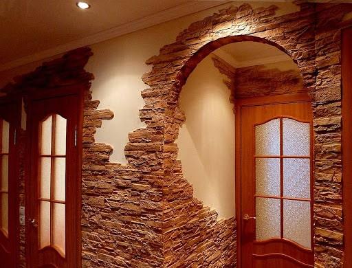 استفاده از سنگ های تزئینی در دکوراسیون (قسمت دوم)